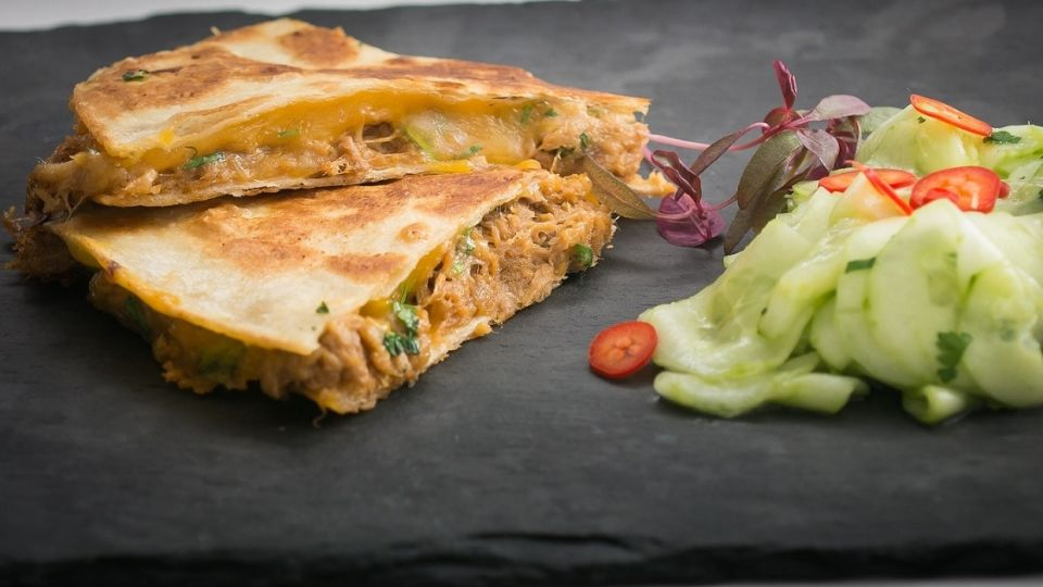 Pulled Quesadilla