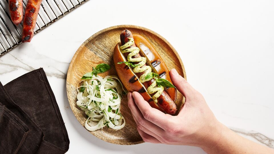 Grillattu Hot Dog à la Lombardia